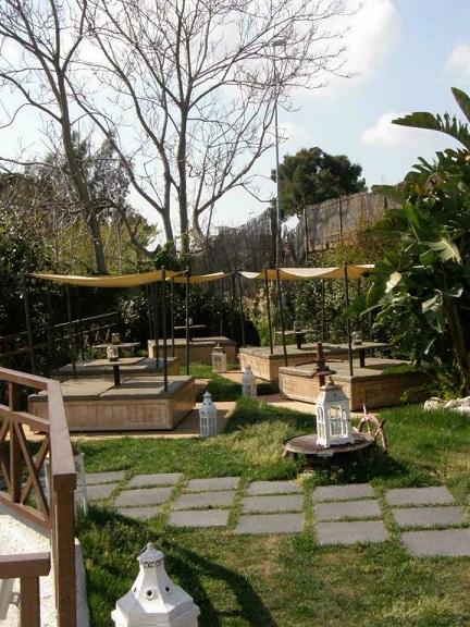 I giardini di marylou pozzuoli - I giardini di marzo ristorante roma ...