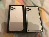 Apple iPhone 11 Pro 64GB €580 iPhone 11 Pro Max 64GB €610 iPhone 11 64GB € 480 iPhone XS 64GB € 400
