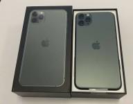 Apple iPhone 11 Pro 64GB = $600USD , Apple iPhone 11 Pro Max 64GB =  $650US ,Apple iPhone 11 64GB = $470,Apple iPhone XS 64GB = $450USD , iPhone XS Max 64GB = $480USD , Whatsapp Chat: +27837724253