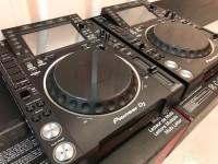 2x Pioneer CDJ-2000NXS2 +  1x DJM-900NXS2 mixer = 1899 EUR , WhatsApp Chat:  +27837724253
