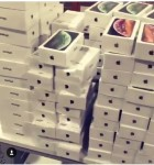 Apple iPhone XS 550EUR iPhone XS Max 610EUR iPhone X 400EUR Samsung Note 9 500EUR
