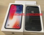 Apple iPhone X 64GB €400 ,iPhone X 256GB €450,iPhone 8 64GB €300,iPhone 8 Plus 64GB €320 , WhatsApp Chat:  +447451221931