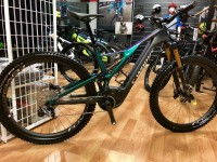 2019 Specialized Men's Turbo Levo FSR Expert Carbon 6Fattie/29