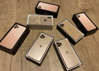 Apple iPhone 11 Pro 64GB spesa 400 EUR e iPhone 11 Pro Max 64GBspesa €430 EUR e iPhone 11 64GB spesa €350 EUR