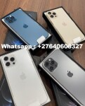 Apple iPhone 12 Pro = €500 EUR, iPhone 12 Pro Max = €550 EUR Whatsapp: +27640608327, iPhone 12 €430 EUR, iPhone 11 Pro = €400 EUR,iPhone 11 Pro Max = €430 EUR contattaci: WHATSAPP : +27640608327